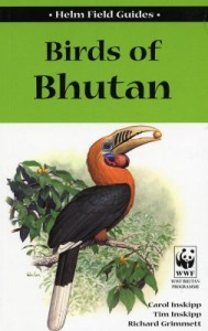 Helm Field Guide to the Birds of Bhutan